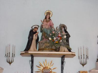 NTRA. SRA. DEL ROSARIO DE POMPEYA