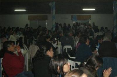 ASI FESTEJAMOS EL BICENTENARIO DE LA PATRIA !!!