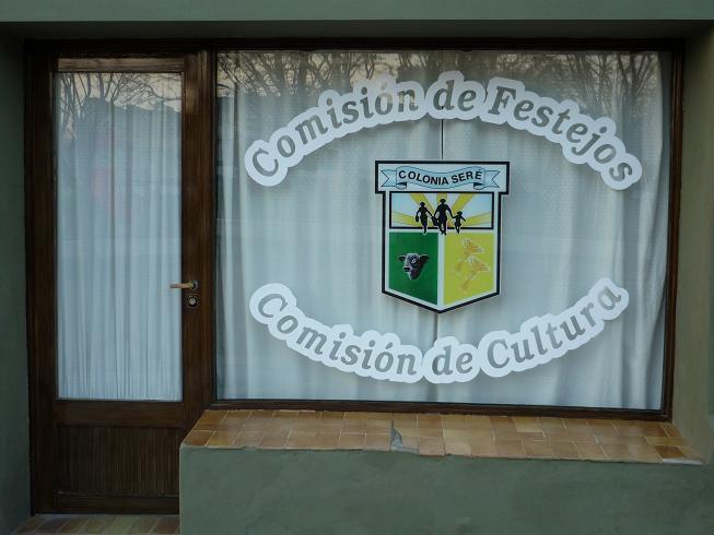 Sede Comisión de Festejos y Comisión de Cultura...